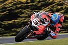 WSBK Melandri y Ducati vencen a las Kawasaki oficiales en Australia