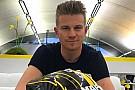 Формула 1 Хюлькенберг обновил раскраску шлема