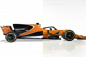 McLaren 2017 Vs. McLaren 2018: hasonlítsd össze a két F1-es autót