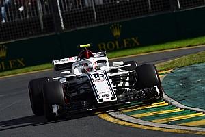 Formule 1 Réactions Alfa Romeo Sauber retient sa progression sur trois jours