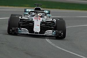 Hamilton domina treino na Austrália e marca 1ª pole de 2018