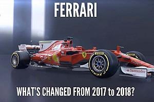 Formula 1 Analysis Video: Ferrari's key steps to create a Mercedes beater