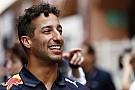 Formule 1 Daniel Ricciardo élu