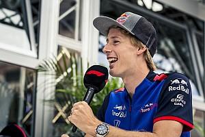 F1 突发新闻 哈特利否认自己的车手席位受到威胁