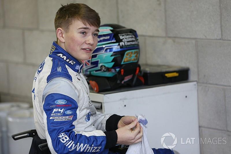 Monger joins Vergne's electric kart charity race