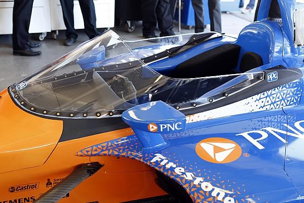 IndyCar Breaking news Newgarden to trial windscreen in second test