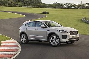 Automotivo Últimas notícias Primeiras impressões Jaguar E-Pace - Laços de família