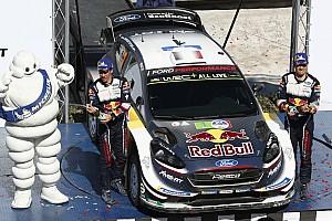 WRC Intervista Ogier: