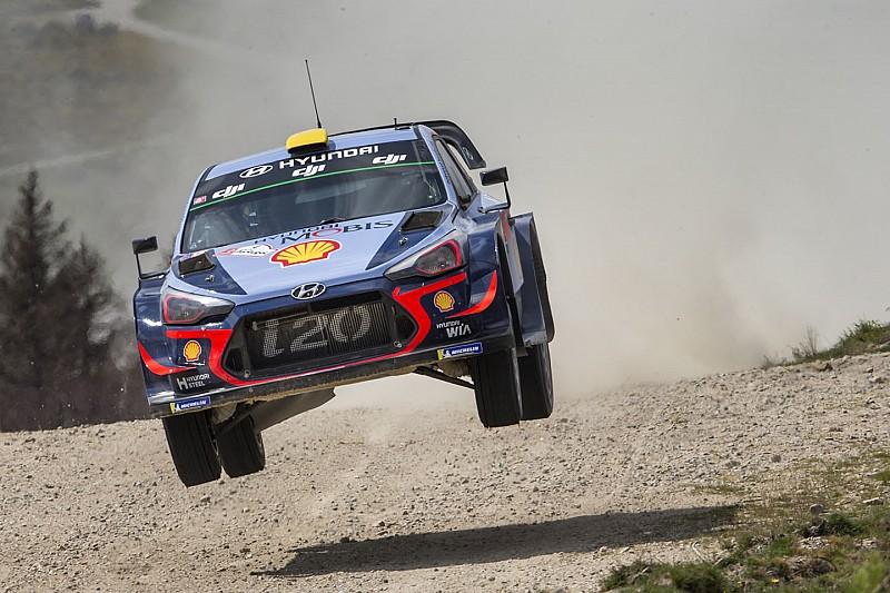 Andreas Mikkelsen: WRC-Saison bisher