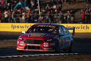 Supercars Qualifying report Ipswich Supercars: McLaughlin takes 10th season pole
