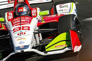 IndyCar Breaking news Andretti's fuel issue was our fault, says Herta