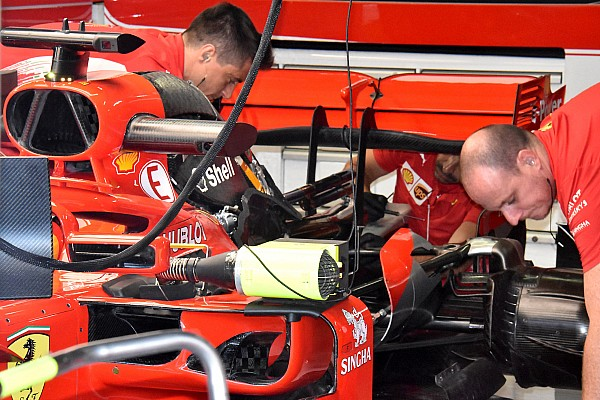 Formula 1 Special feature German GP: Fresh F1 tech updates, direct from the garages