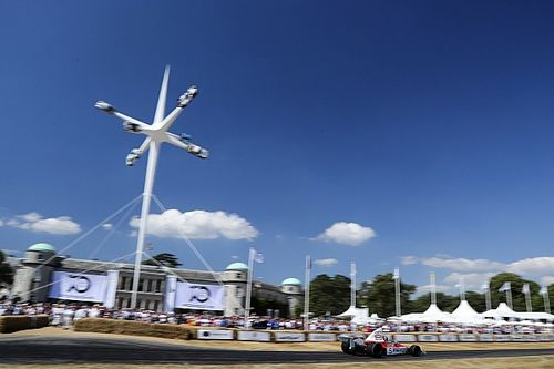 LIVE: Goodwood Festival of Speed - Kamis