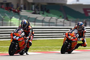 Moto2 Reactions Tech 3 peringatkan dominasi KTM Moto2