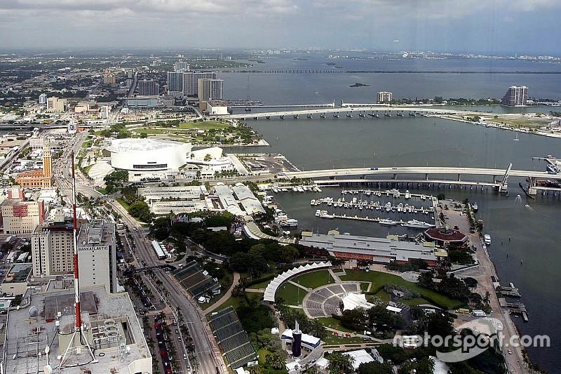 Голосование о контракте Майами на проведение Гран При перенесли