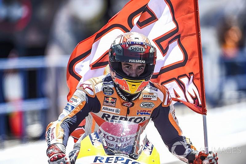 """Márquez: """"Crutchlow tem exatamente a mesma moto que eu"""""""