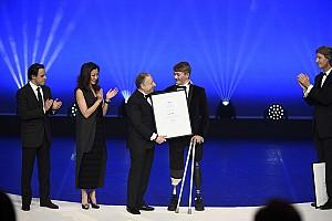 General Важливі новини У Парижі відбулась щорічна гала-церемонія нагороджень FIA