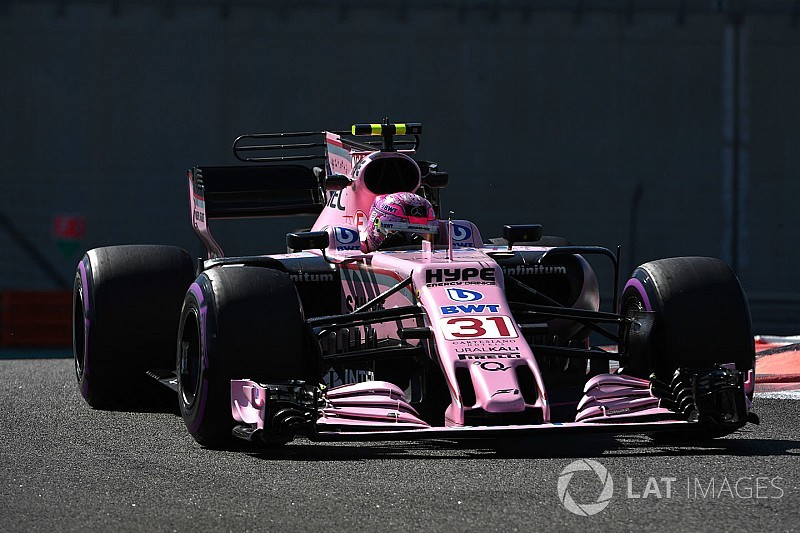 "Ocon: Force India needs to be ""perfect everywhere"" in 2018"