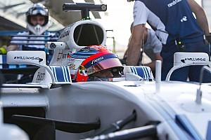 Formel 1 News Williams: Kubica