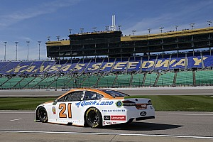 Blaney fails post-qualifying inspection, loses starting position