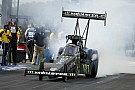 NHRA Video: Brittany Force in hospital overnight following crash
