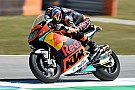 Moto2 Binder to continue with Ajo KTM for 2019