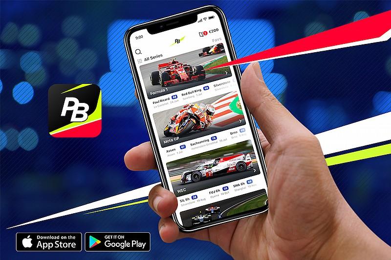 A Motorsport Network elindította fogadó alkalmazását, a Pit Stop Bettinget