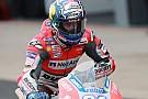 Dovizioso merasa sulit bertarung pakai GP18