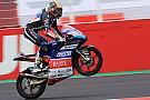 Moto3 ベッツェッキ、ウエットレースを快勝。日本勢はポイント獲得ならず