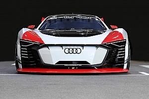 Sportwagen News Audi e-tron Vision Gran Turismo: Aus der PlayStation auf die Rennstrecke