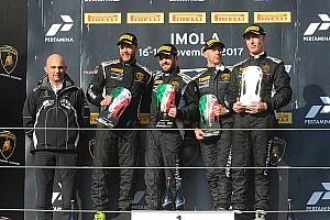 Lamborghini Super Trofeo Risultati Finale Mondiale AM: Wlazik-Scholze campioni, ecco la classifica completa