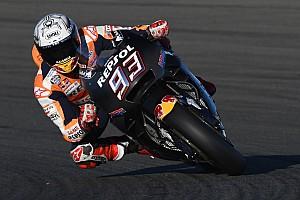 MotoGP Test raporu Sezonun son testini Marquez lider tamamladı