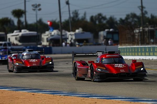 Mazda bei 12h Sebring überraschend stark: Von jetzt an siegfähig?