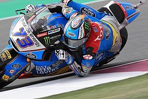 Moto2 Relato de classificação Moto2: Márquez garante pole em Losail; Granado é 30º