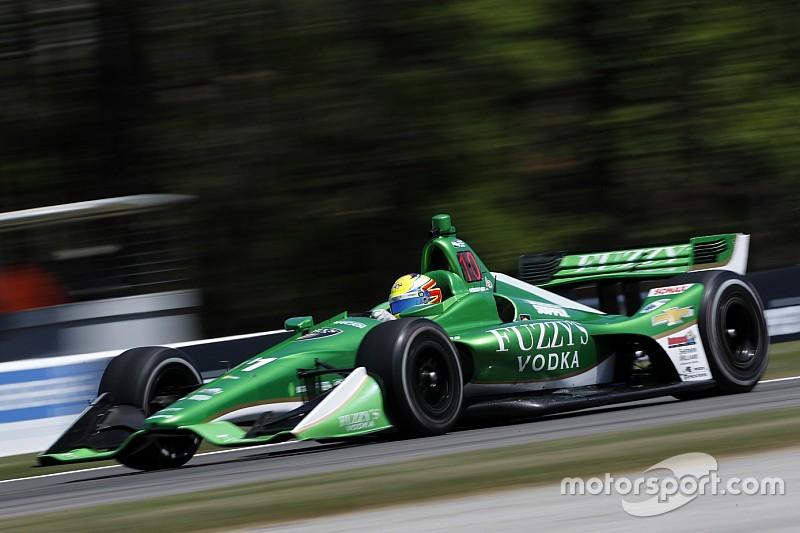 Spencer Pigot ha rinnovato con la Ed Carpenter Racing per il 2019