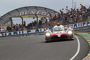 Pas de Super GT pour Kobayashi, tout pour gagner Le Mans !