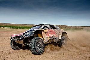 Dakar Breaking news Sainz