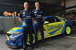 Endurance Breaking news BMW adds rising star to GT4 Bathurst entry