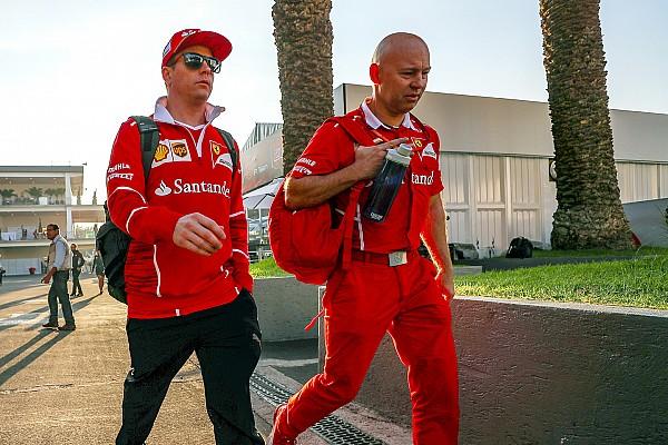 Stop/Go Livefeed Räikkönen és a