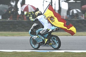 Moto3 Noticias Mir da a España el 47º campeonato del mundo