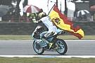 Moto3 Mir da a España el 47º campeonato del mundo