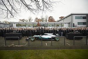 Formula 1 Son dakika Mercedes, yeni bir rüzgar tüneli aldı