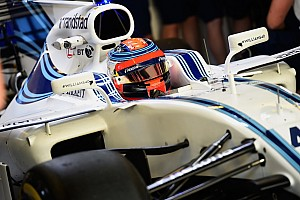 Kubica: Williams adalah langkah penting menuju comeback F1