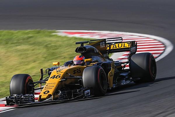 【F1】ハンガリーテスト2日目総合:クビサ4番手。首位ベッテル変わらず