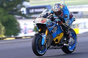 MotoGP Practice report Le Mans MotoGP: Miller leads Marquez in damp FP1