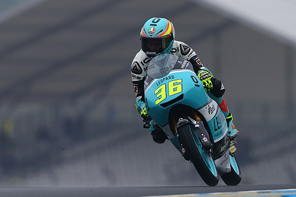 Moto3 Race report Le Mans Moto3: Mir wins after oil spill carnage