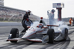 """IndyCar Breaking news Power: """"You've got to be smart because anything can happen"""""""
