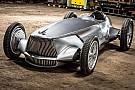 Auto Infiniti présente son Prototype 9 pour un retour vers le futur