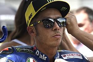 MotoGP News MotoGP 2017: Valentino Rossi gibt WM-Titelkampf auf