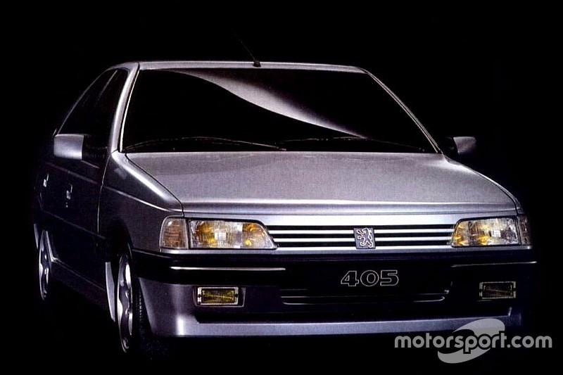 La Peugeot 405 fête ses 30 ans